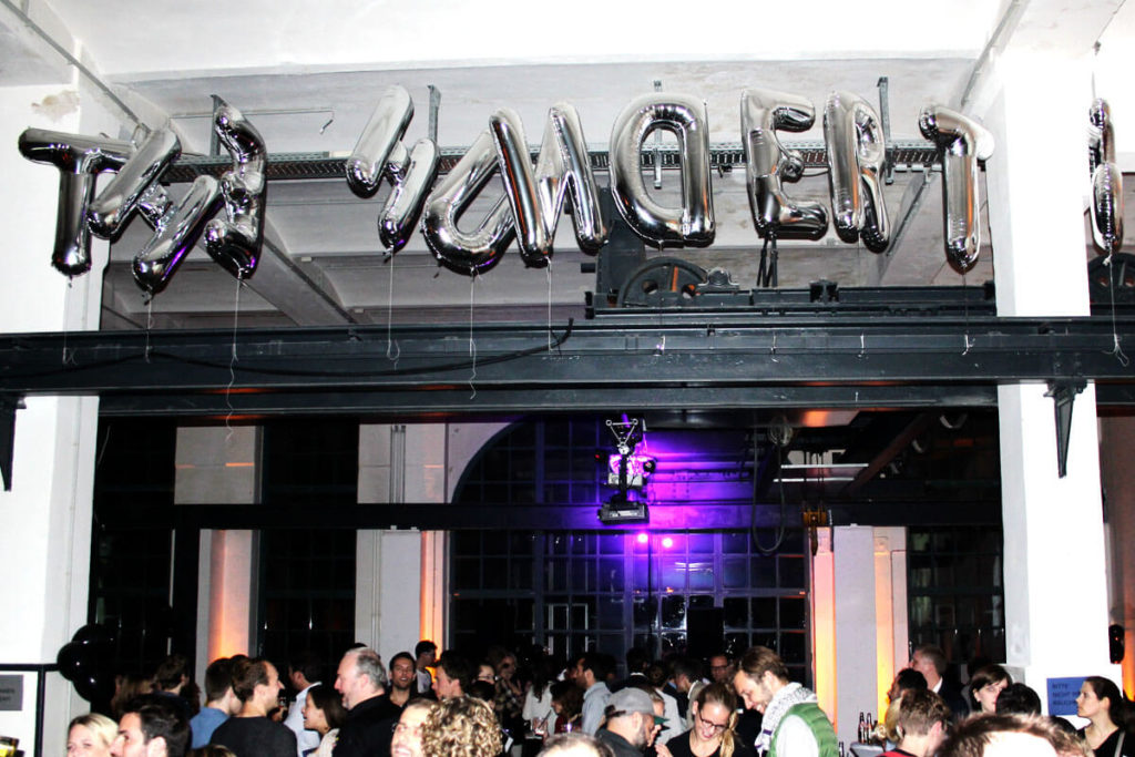 Releaseparty von The Hundert Issue 6