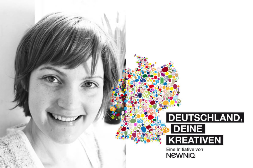 Katharina Zink Golden Spleen im Newniq Interview
