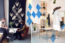 Der Design Popup Store Ruffinis in Muenchen