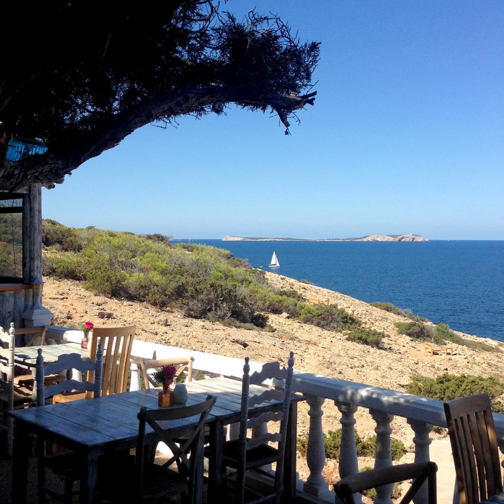 La Torre Ibiza Location Seaview