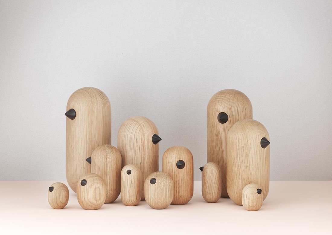 Little Bird Herbst Design Accessoires von Normann Copenhagen