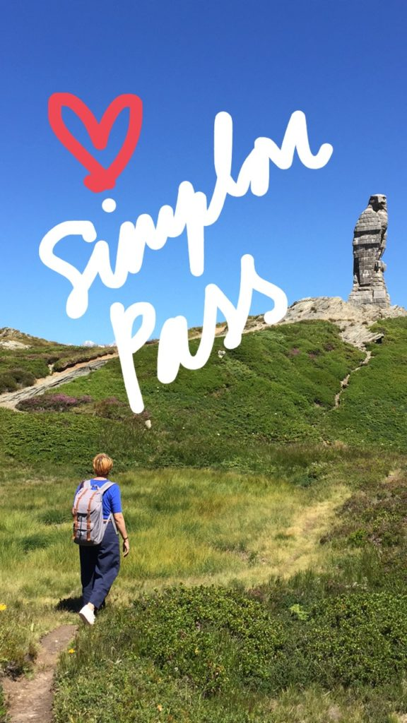 Travel: Simplon Pass den der Schweiz