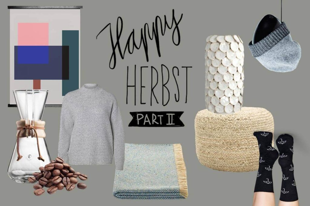 Herbst Accessoires als Inspiration