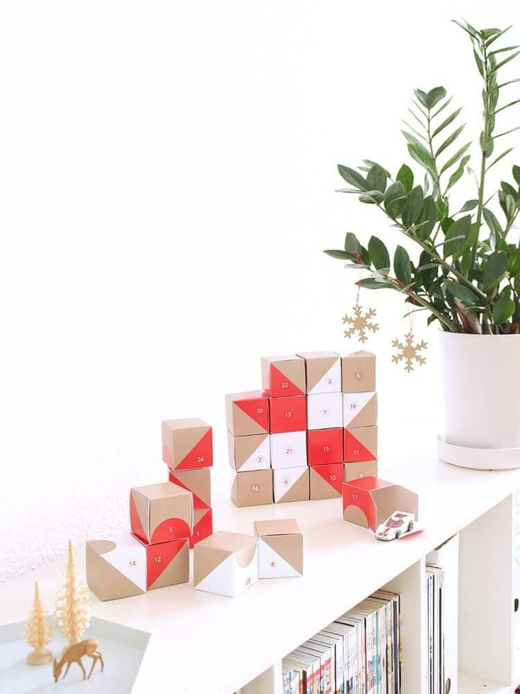 Snug Boxes Adventskalender