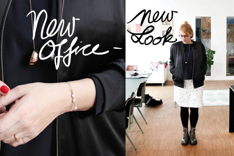 Office Look in Berliner Stil in der Blogfabrik