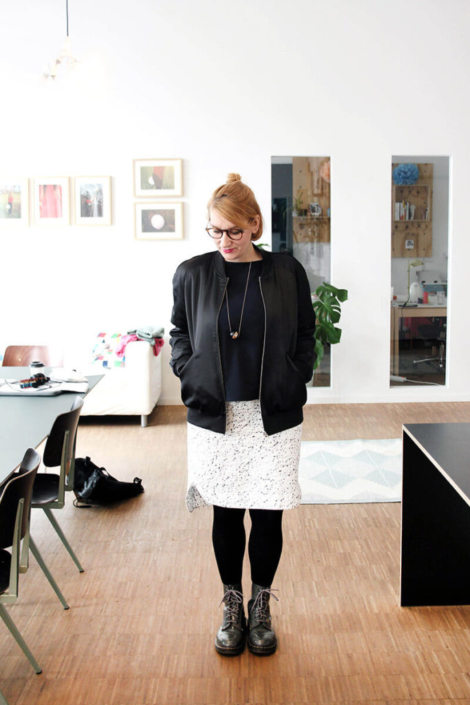 Office Outfit von andotherstories und Cos