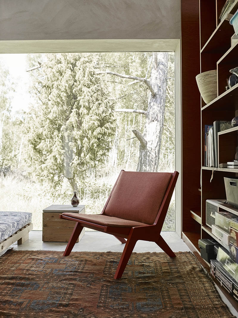 Der Skagerak Miskito Lounge Chair