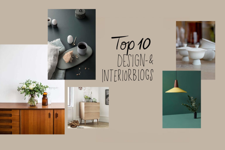 Top 10 Design- und Interiorblog