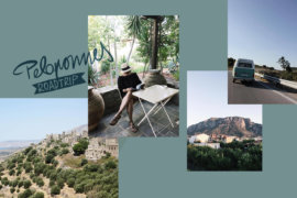 peloponnes Roadtrip in Griechenland