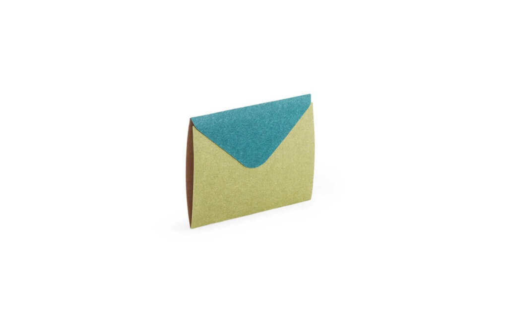 Notizblock in Briefform Post-It Design Normann Copenhagen