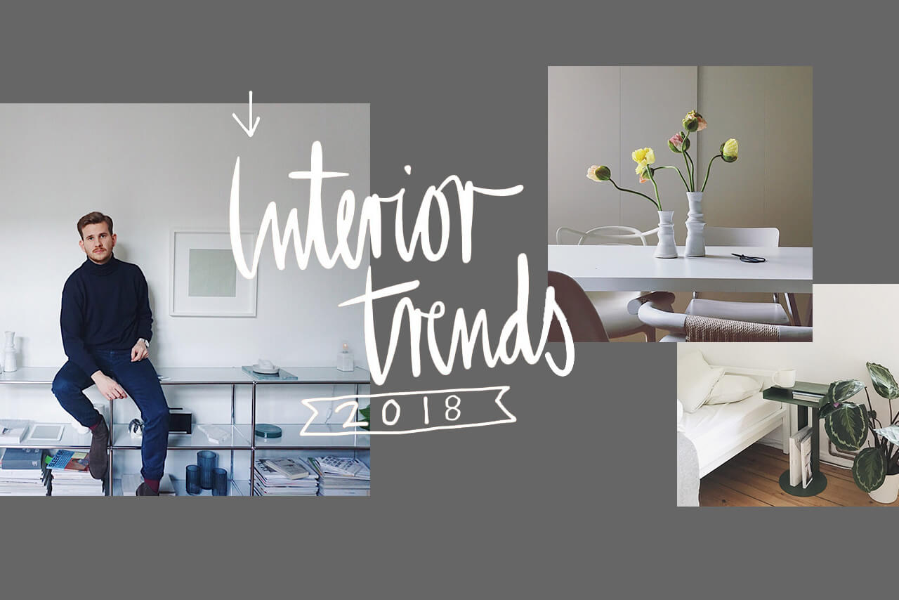 Interior Design Pictures | Interior Design Trends 2018 Mit Editorial Designer Dennis Lucke