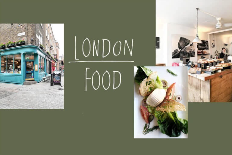 London Kurztrip: Unser Food-Guide