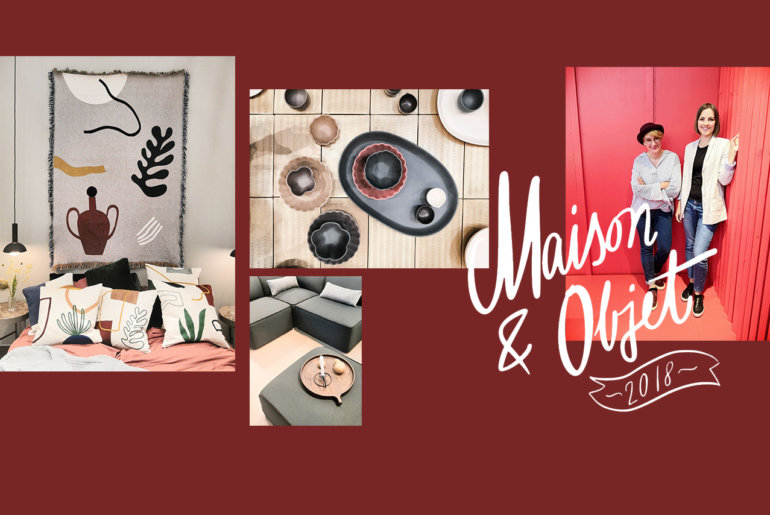 Paris: Unsere Highlights der Maison&Objet 2018