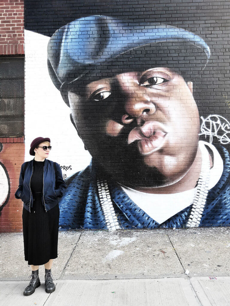 New York Highlights mit Notorious B.I.G.: Bushwick ist kreativster Stadtteil in New York