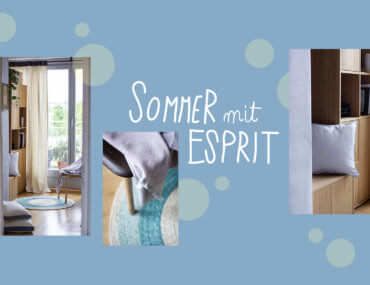 Die Sommer Kollektion Cool Noon von Esprit Home